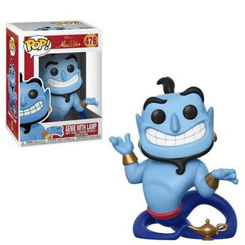 Genie with Lamp Funko Pop! Disney Aladdin