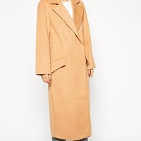 ASOS Coat In Oversized Fit