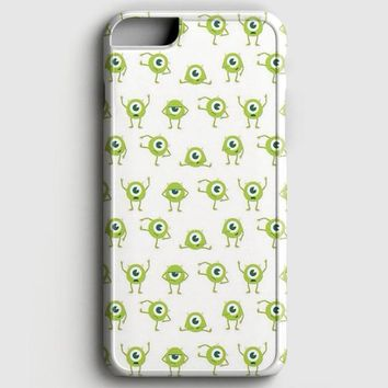 Mike Wallpaper Monsters Inc iPhone 8 Case