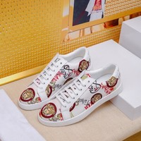 Versace  Fashion Men Casual Running Sport Shoes Sneakers Slipper Sandals High Heels Shoes
