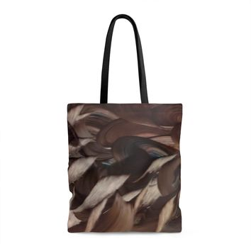 Artful Muse-Art that Elevates the Soul- AOP Tote Bag