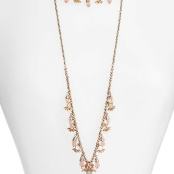 Marchesa Sheer Bliss Set of 2 Layering Necklaces | Nordstrom