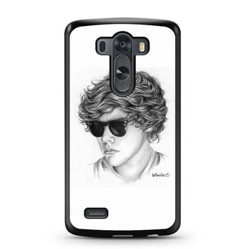 One Direction Harry Styles Art Pencil LG G3 Case