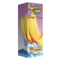 Tropical 100 Mango Mania 100mL
