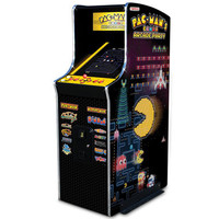 The 30th Anniversary Authentic Pac-Man Arcade Game - Hammacher Schlemmer