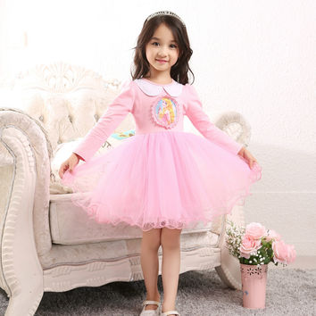Trendy KIds Princess Dress = 4451255684