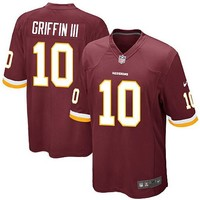 Robert Griffin III Jersey Washington Redskins NFL Jersey (alphabet number is Sewn) | deviazon.com