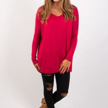 PIKO 1988 Long Sleeve - Wine