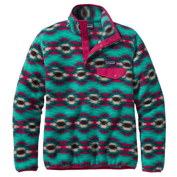 Patagonia Women's  Synchilla Lightweight Snap-T