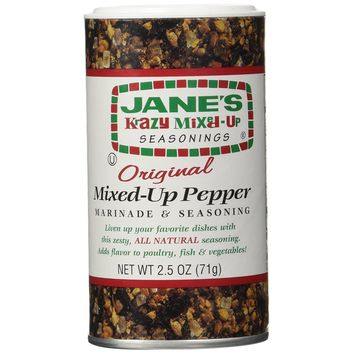 Jane's Krazy - Mixed Up Pepper - 2.5 Oz (Minimum Quantity: 3)
