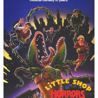 Little Shop of Horrors 27x40 Movie Poster (1986)