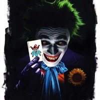 The Joker David Stoupakis Art Print