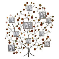 Walmart: Aspire Family Tree Picture Frame Wall Decor
