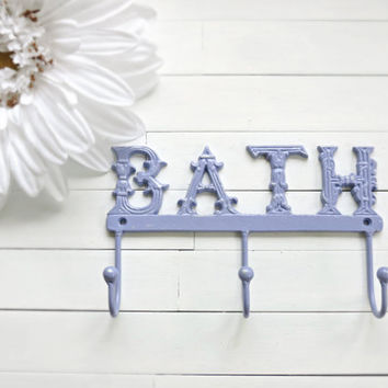 metal wall decor bathroom decor bathroom hooks shabby chic french country decor. Shabby Chic Bathroom Wall Decor  New Brabantia Kitchen Paper Towel