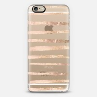 SURI ROSE GOLD iPhone 6 by Monika Strigel iPhone 6 case by Monika Strigel | Casetify