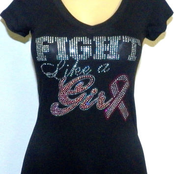 """""""Fight like A Girl"""" Breast Cancer"""
