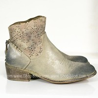 Gold Rust Country Booties