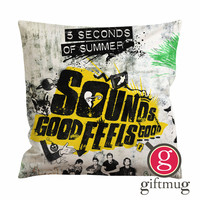 5SOS Sounds Good Feels Good Cushion Case / Pillow Case