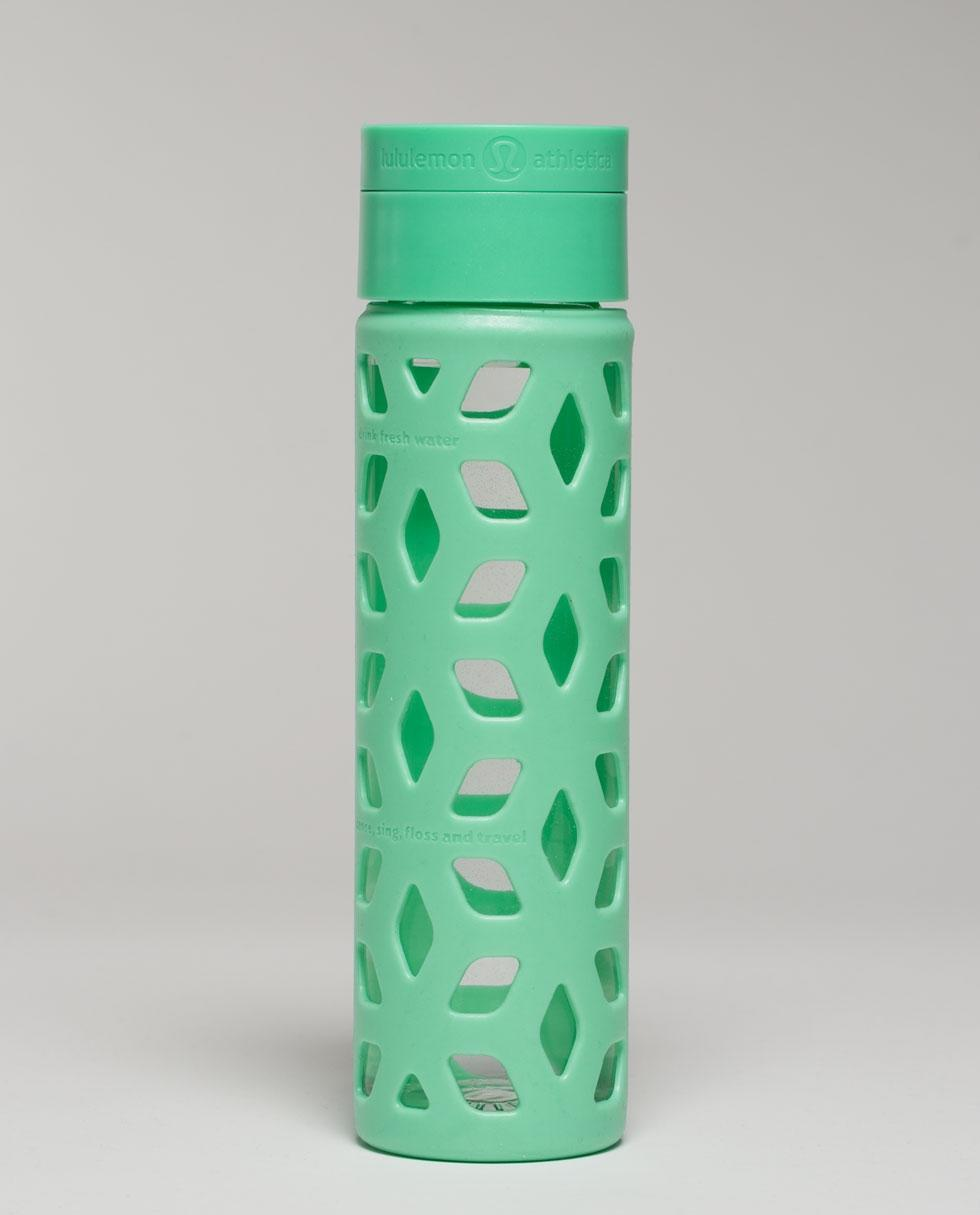 Pure Focus Glass Water Bottle From Lululemon