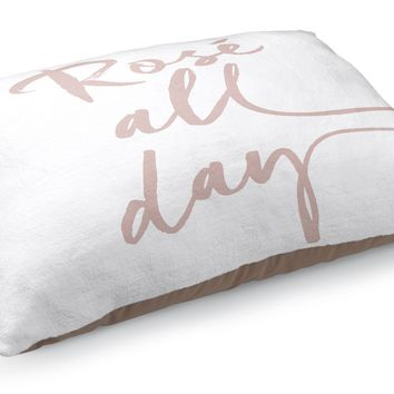 ROSE ALL DAY PET PILLOW By The Stylescape