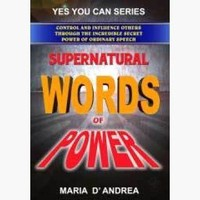 Supernatural Words of Power