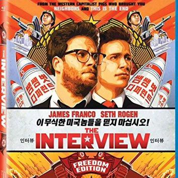 Interview (2014 / BLU-RAY / UV / WS 1.85A / DD 5.1 / ENG-INDONES-KOREAN-CHIN-MAN) Seth Rogen , James Franco , Lizzy Caplan , Randall Park , Diana Bang