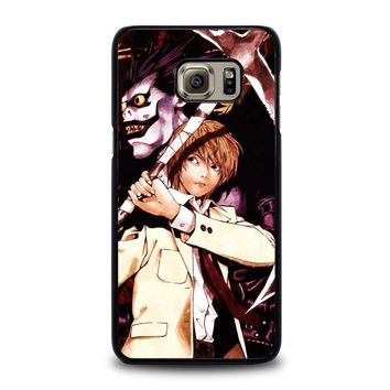 DEATH NOTE RYUK AND LIGHT Samsung Galaxy S6 Edge Plus Case Cover