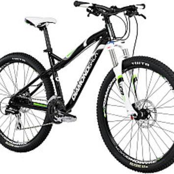 Diamondback Women's 2016 Lux Sport 27.5-Inch Hardtail Mountain Bike