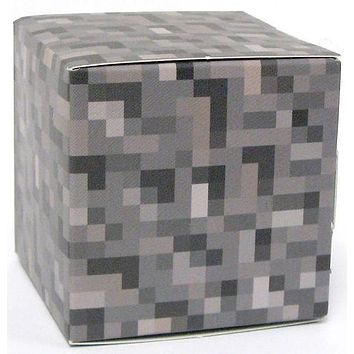 Minecraft Gravel Block Papercraft