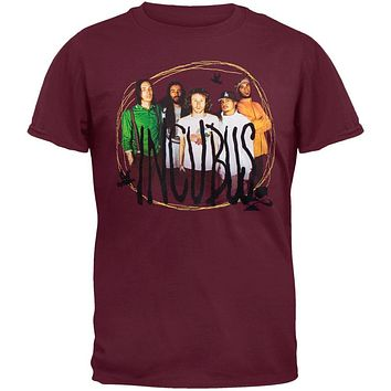 Incubus - Scribble Frame T-Shirt