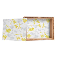 Vy La Bright Breezy Tulips Jewelry Box