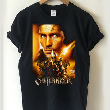 Outlander movie T-shirt Men, Women Youth and Toddler