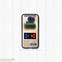 Retro Football Handheld Game, Custom Phone Case for Galaxy S4, S5, S6
