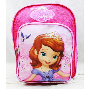 Mini Backpack - Disney - Sofia the First 10""