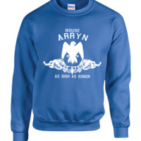 house arryn game of thrones crewneck sweatshirt