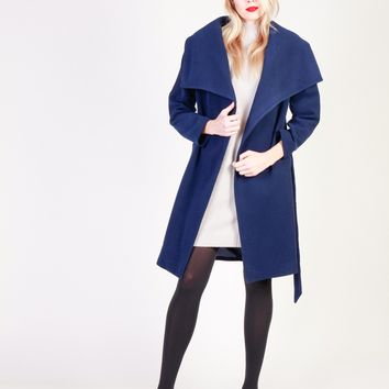 Fontana 2.0 Blue Collar Coat