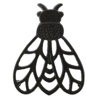 Bee Cast Iron Trivets - Set of Four