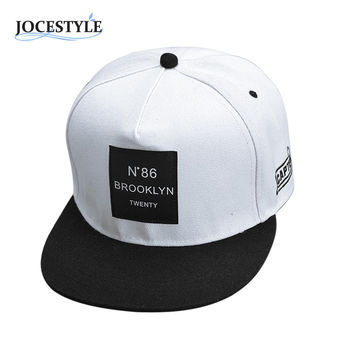 2016 Fashion Baseball Cap Men Women Bboy Hip Hop Adjustable Baseball Snapback Hat Unisex Outdoor Cap