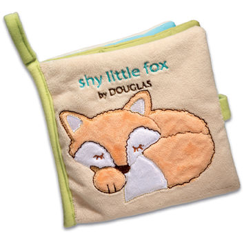 Soft Fox Activity Book