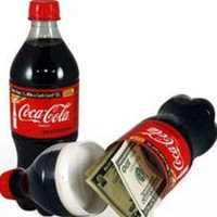 20 OZ COKE BOTTLE SAFE