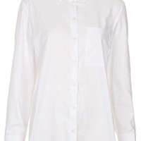 Staple Cotton Shirt by Boutique - New In This Week - New In - Topshop USA