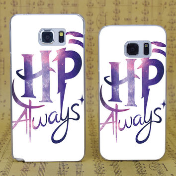B4520 Harry Potter Transparent Hard PC Case Cover For Samsung Galaxy S 3 4 5 6 7 Mini Edge Plus Note 3 4 5 7