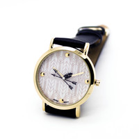 Arrows strap watch (3 colors)