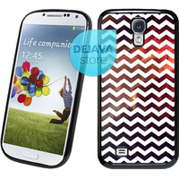 Universe Star Chevron Samsung Galaxy S4 Case