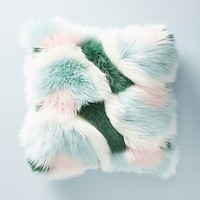 Juniper Faux Fur Pillow