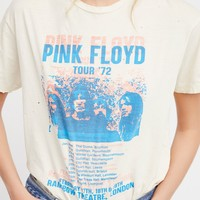 Free People Pink Floyd Retro Tee