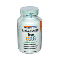 Rainbow Light Active Health Teen Multivitamin - 30 Tablets