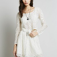 Free People Womens Snowflake Set