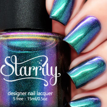 Aurora - Multichrome Holographic Nail Polish