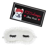 PJ Salvage Rhinestone Eyelash Sleep Mask